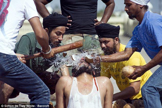 Punjabi Girl With Gun Hd Wallpaper Bir Khalsa Eye Watering Antics Of Men And Boys Playing