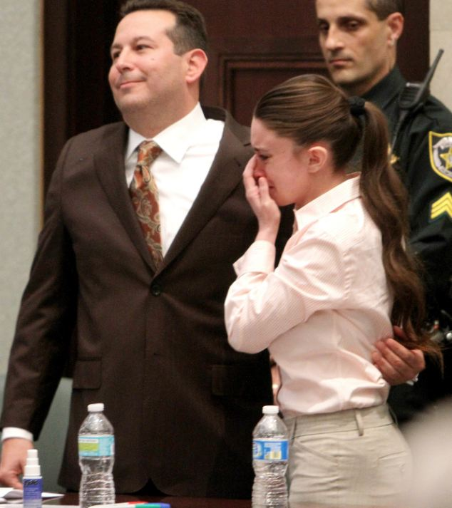 Jose Baez book Casey Anthony wasn\u0027t guilty because she was mentally