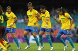 Brazil Women Soccer Team Players