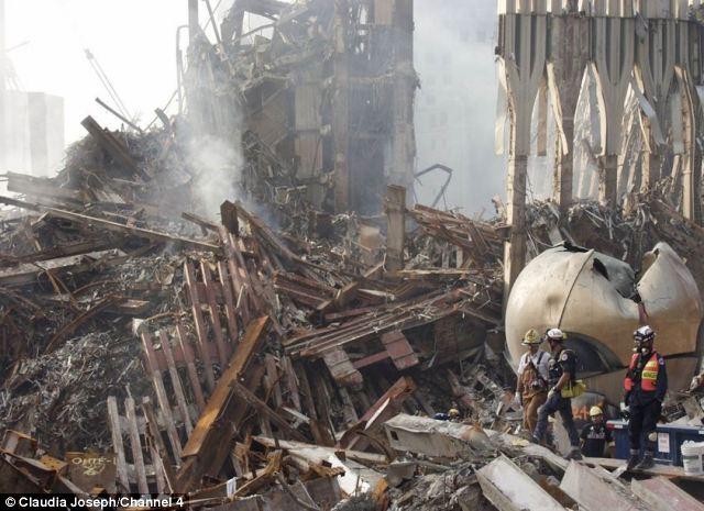9 11 Survivors Pasquale Buzzelli Who Survived After