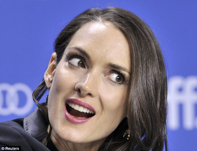 Black Swan Wallpaper Hd Winona Ryder Shows Off Her Acting Skills As She Gets