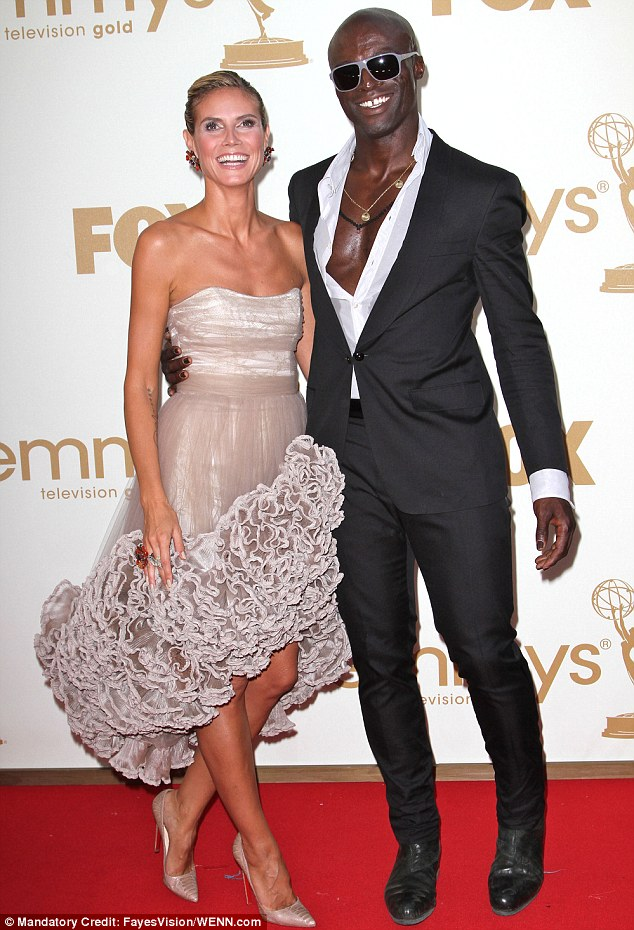 Babies R Us Nashville Heidi Klum Looks Good Enough To Eat As She Launches Kids
