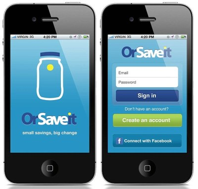 OrSaveIt - should you try the new app that cuts spending and promotes saving? | This is Money