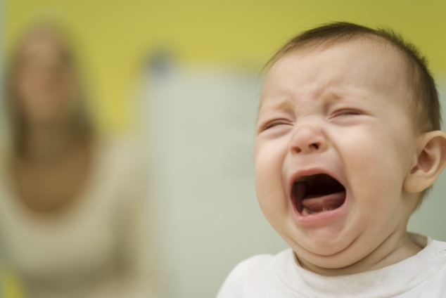 Babies Crying Why A Crying Baby Is Impossible To Ignore | Daily Mail Online