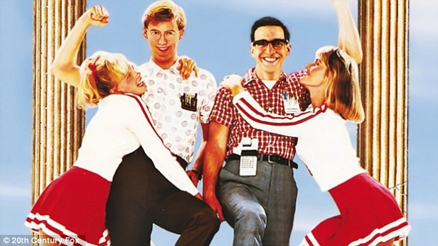 Girl Wallpaper Longitudinal Economists Say The Revenge Of The Nerds Is A Lie And