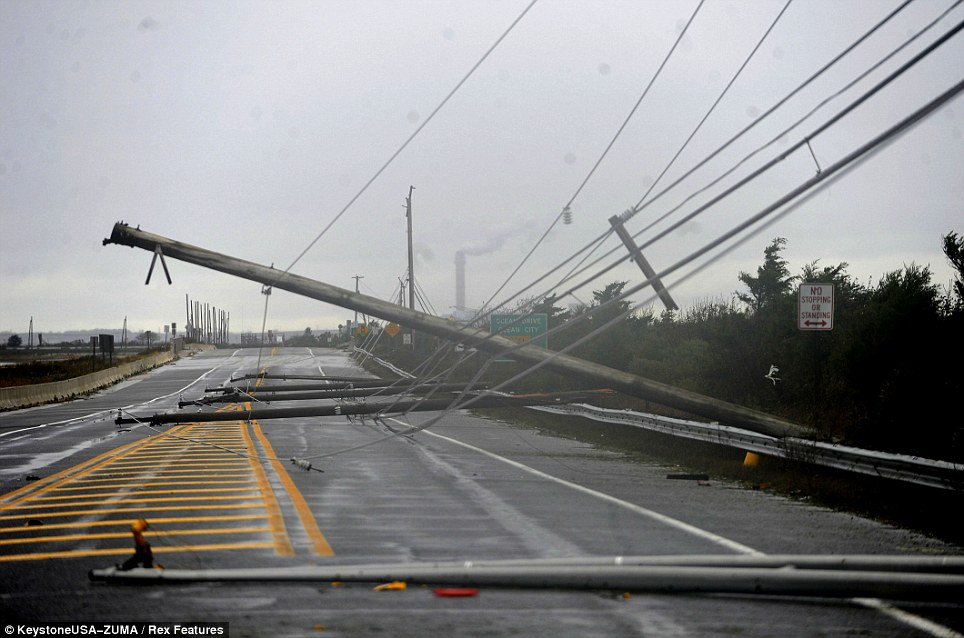 Superstorm Sandy Death Toll Hits Fifty And Damage Set To