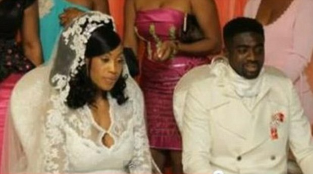 The pair wed back in his native Africa in June 2011 after being together for more than nine years