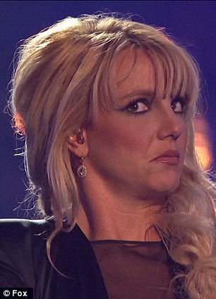 Don't agree Britney? The star was visibly confused when Fifth Harmony was announced as one of the finalists
