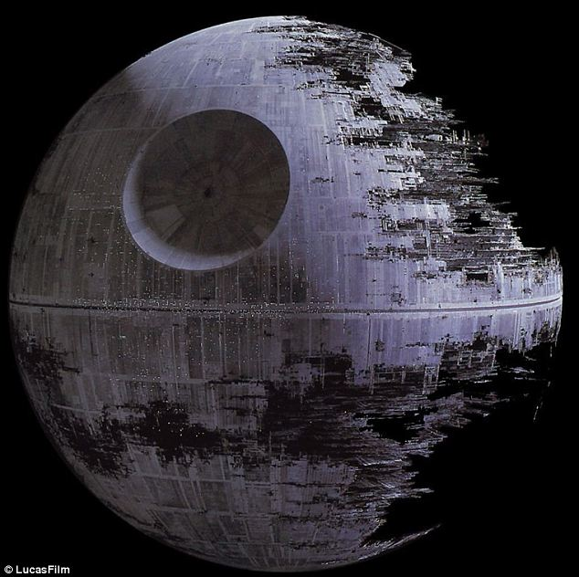 The Galactic Empire's ultimate weapon: Now the White House is 'considering' building its own Death Star after an online petition calling for its construction passed 25,000 signatures within 30 days