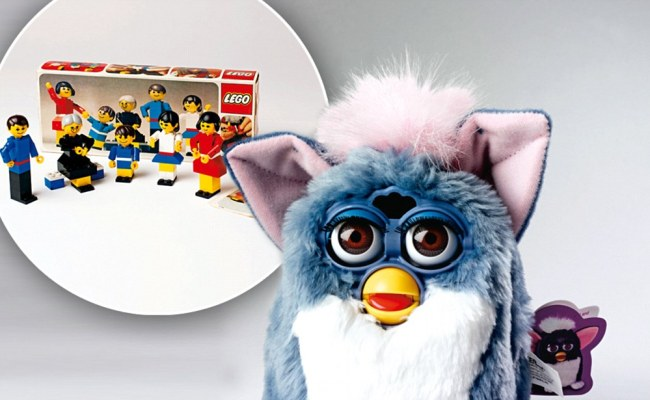 Lego To Furbies The Must Have Christmas Toys Of The Past
