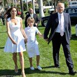 Donald Trump Wife Melania Son