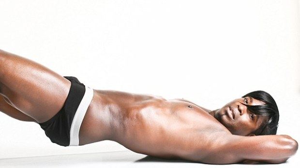 Not alone: Donovan isn't alone is his quest for greater abs, the Private Clinic have been a 110 per cent surge in men seeking the treatment