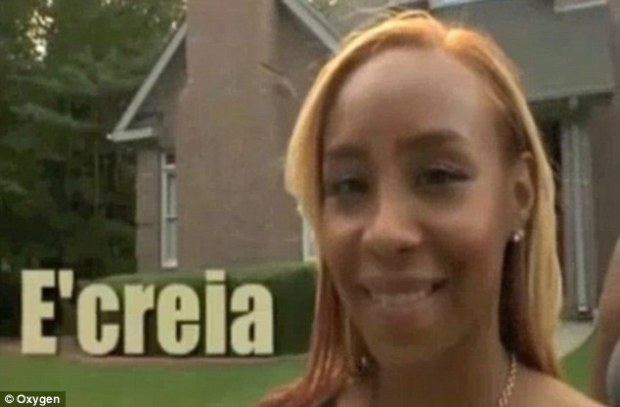 Relationship history: E'creia, who gave birth to Mr Walker's first child, explained: 'He might be known as a rapper, but here in Atlanta he¿s known for having eleven kids and ten baby mamas.'