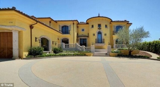 Home, Sweet Home: The $11 million Bel Air Villa that Kim and Kanye will move into