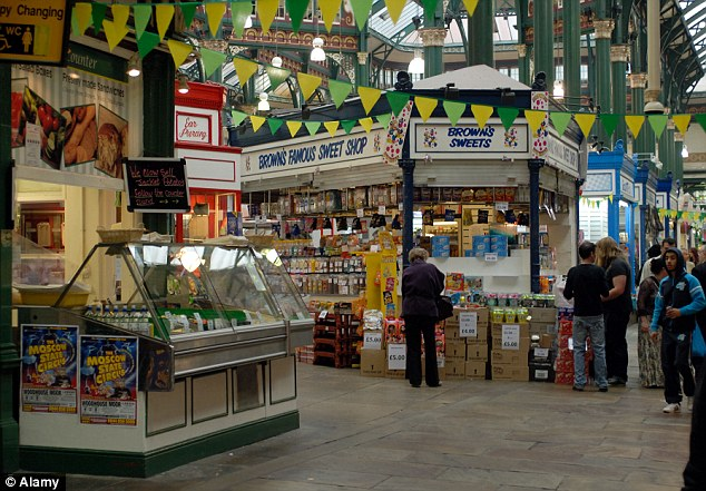 Marks Spencer To Open Leeds Heritage Market Stall In The