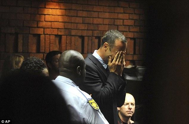 Oscar Pistorius In Court Blade Runner Arrives To Plead