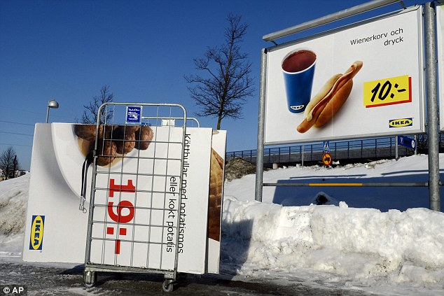 Ikea Dog Furniture Ikea Withdraws Sausages Containing Horse Meat From Sale In