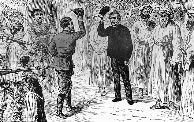 Dr Livingstone\u0027s only convert The African chief who was convinced