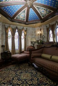 A room fit for a princess: Money can't buy a stay at the ...