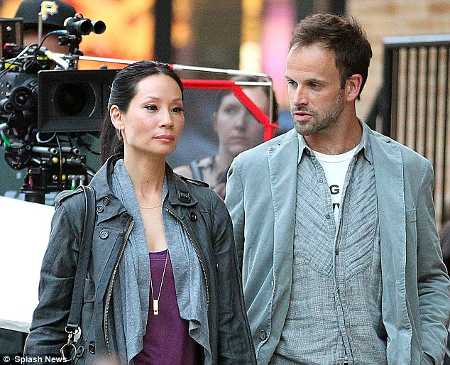 How Lucy Liu waited for her perfect Sherlock until she signed up for