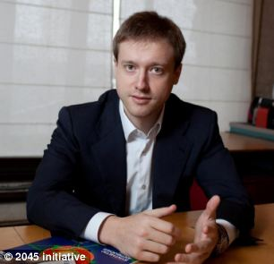 32 year-old Dmitry Itskov believes technology will allow him to live forever in a hologram body.