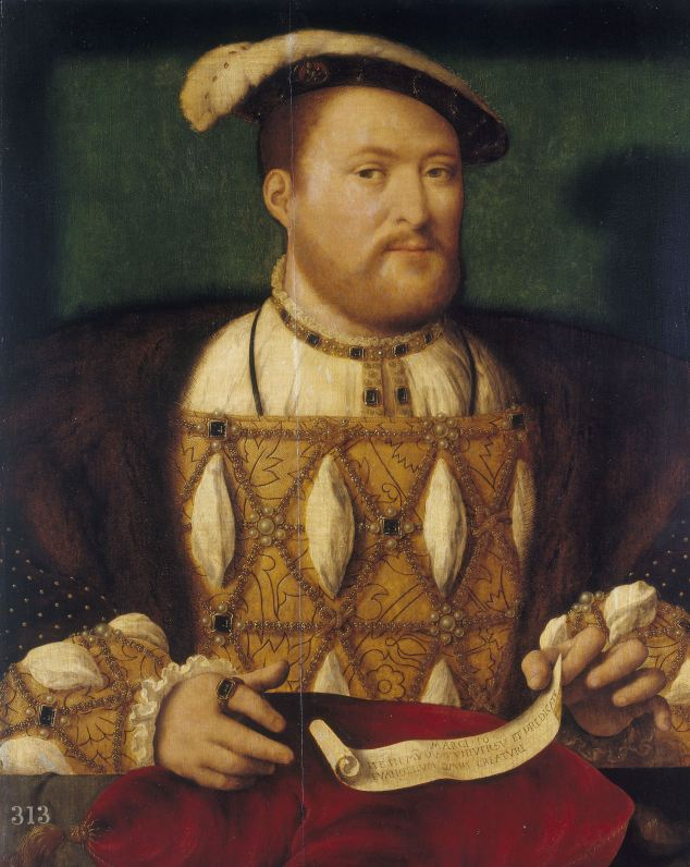 Ye royal fashion bible New art exhibition shows how Britain\u0027s Tudor