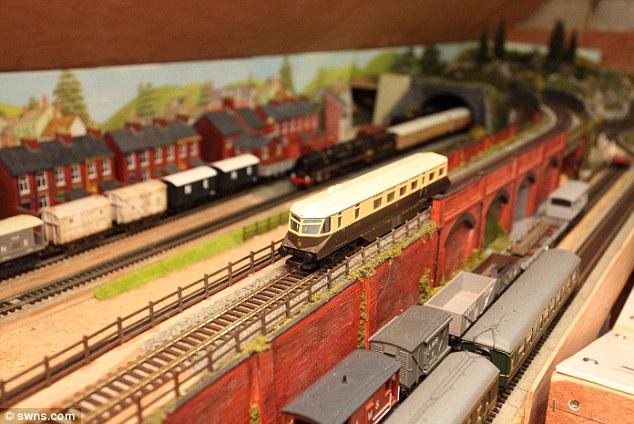 End of the line for model railway fan as housing association demands
