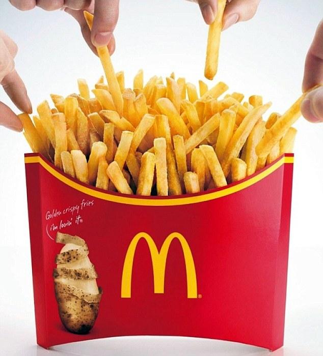 Get ready for the McMega potato! McDonald\u0027s creates 1,400 calorie