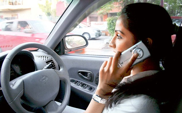 Punjabi Smart Girl Hd Wallpaper Drivers Who Use Phones At The Wheel Face Six Months In