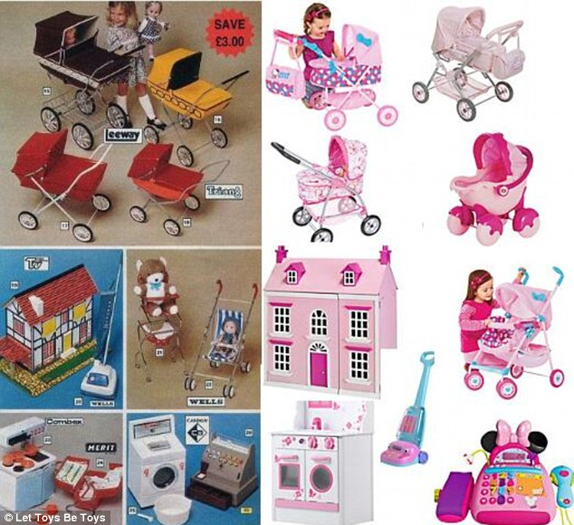 Toy Story Toys Argos Too Much In The Pink How Toys Have Become Alarmingly