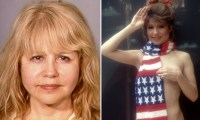 Pia Zadora's racy pictures are a far cry from her arrest ...