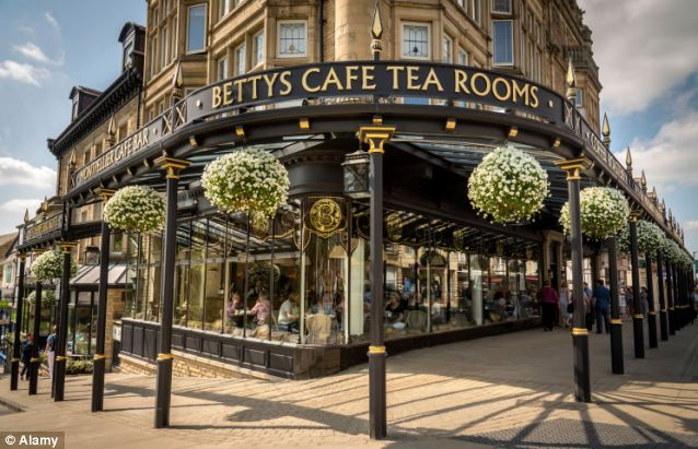 Girl Boss Desktop Wallpaper Staff At Bettys Amp Taylors Of Harrogate Tea Shop Get 163 2 7m
