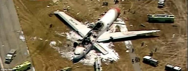 San Francisco crash