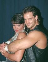 Chris Benoit And His Wife