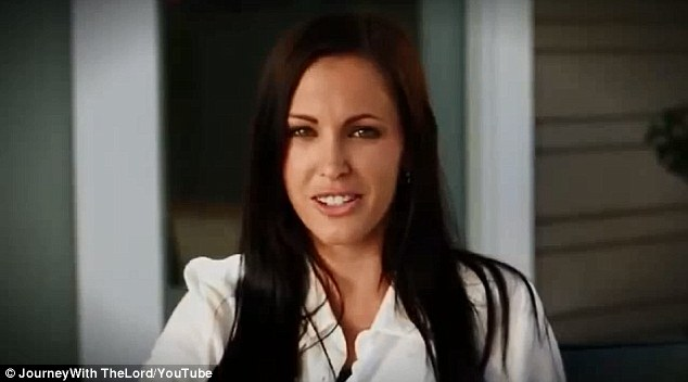 Born Again: Jenna Presley, real name, Brittni Ruiz, has explained why she left the porn industry for God to an interviewer from the XXXChurch