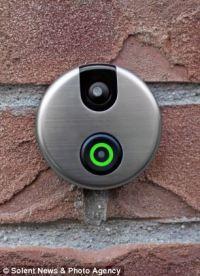 iDoorCam App: Doorbell with camera and motion sensors ...