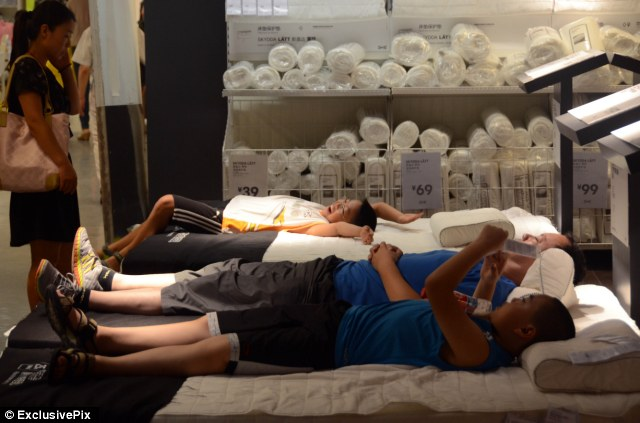 Which Ikea Sofa Is The Best Everyday Goings On At Ikea: Children Urinating On The