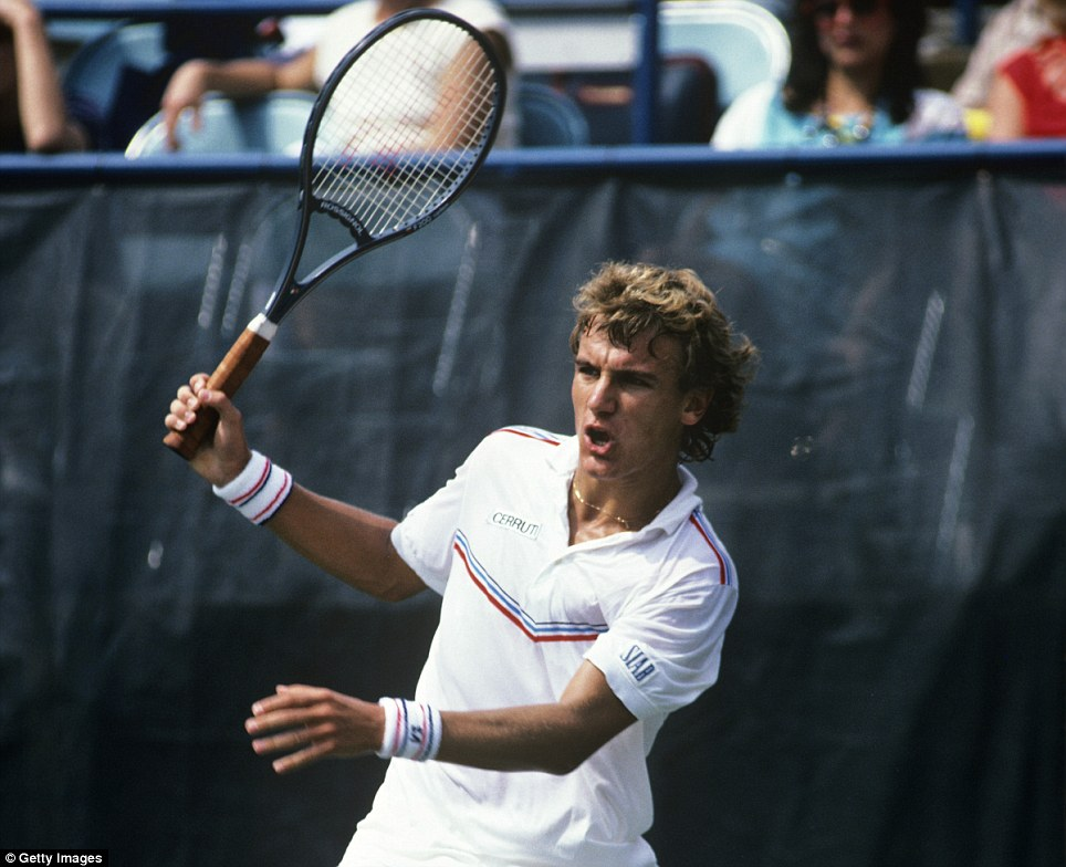 Malcolm folley jimmy connors legend will live forever at the us open