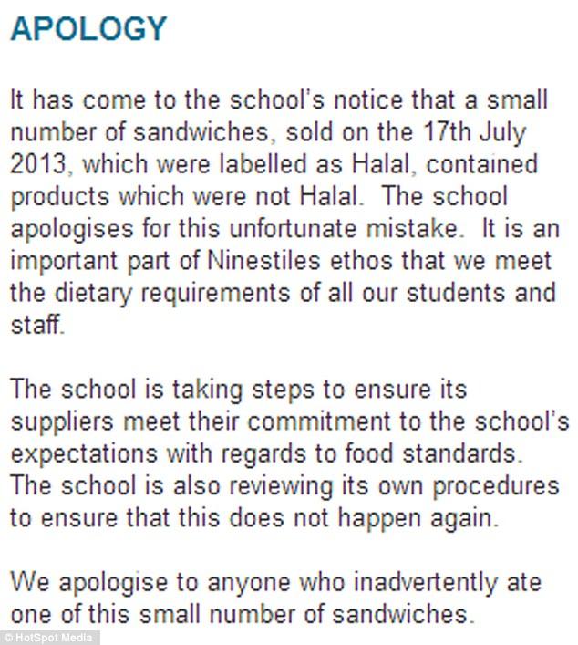 essay on school principal school principal apologises after muslim