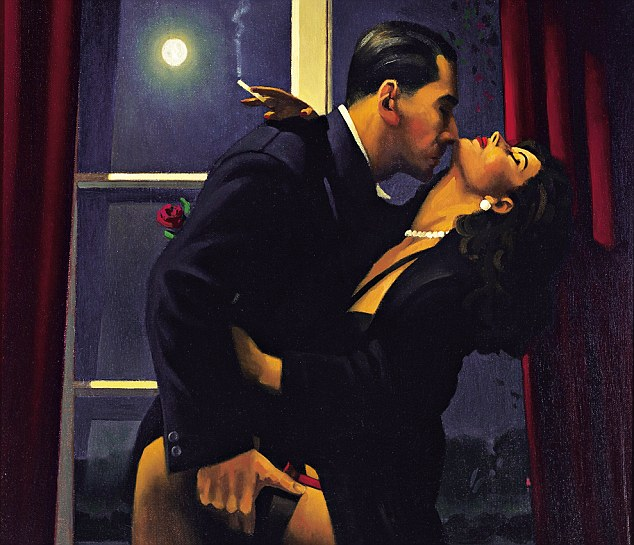 Girl Holding Money Wallpaper Jack Vettriano Reveals The Dark Side That Has Made Him Our