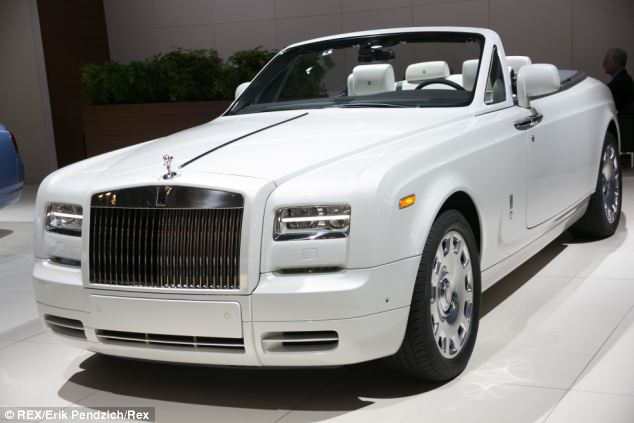 Rolls Royce Car Hd Wallpapers 1080p The High Roller Rolls Royce Bosses Reveal They Are