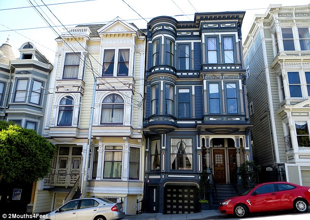 San Francisco39s Other 39painted Ladies39 Spine Chilling