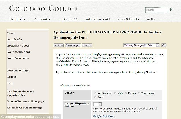 Wallace Community College Online Application For New Colorado College Under Fire For Having The Word Queer As