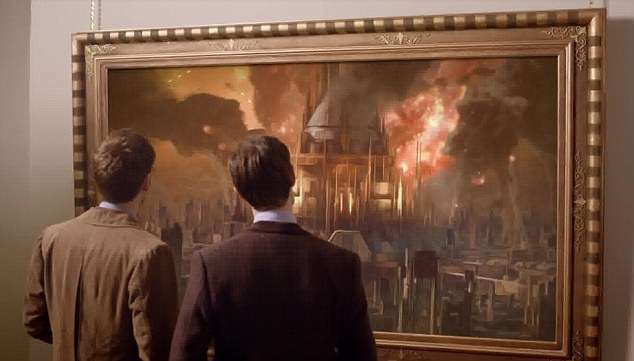 Gallifrey Falls No More Wallpaper Doctor Who S 50th Anniversary Episode Reminds Us Why Matt