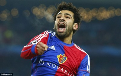 Liverpool set to bid £12m for Mohamed Salah from Basle | Daily Mail Online