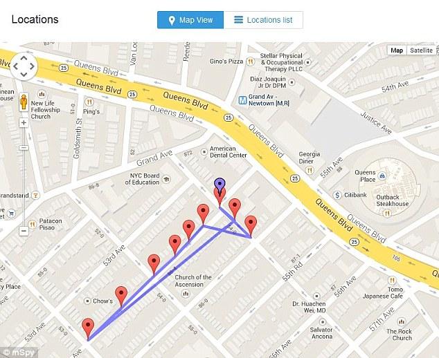 mSpy app lets people spy on partner\u0027s calls, texts and even track
