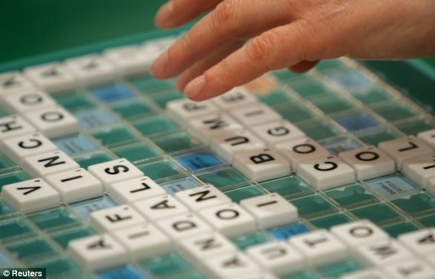 Want to know the best letter to pick in Scrabble? Britain\u0027s top