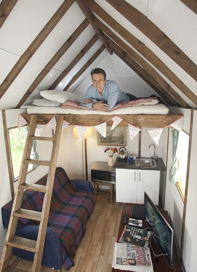 Could You Build A Flatpack House? Home In A Box Costs Just £6,500