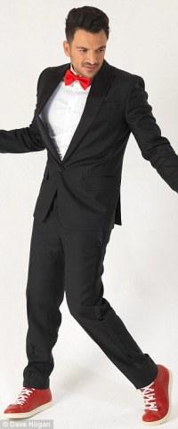 Black Suit Black Shirt Red Bow Tie | www.pixshark.com ...