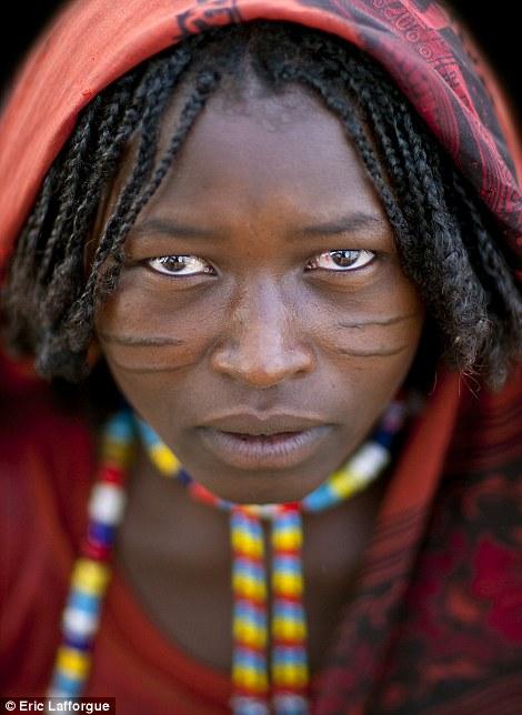A Karrayyu woman